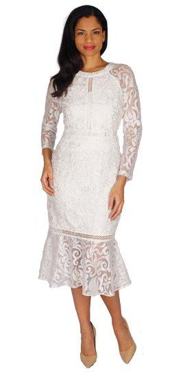 diana, 8551, pure white lace dress