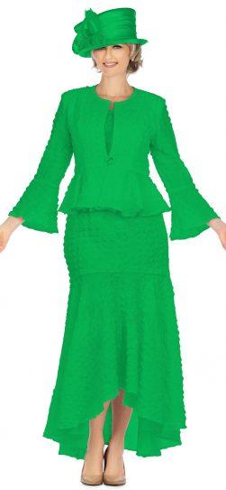 giovanna, 0943, apple green
