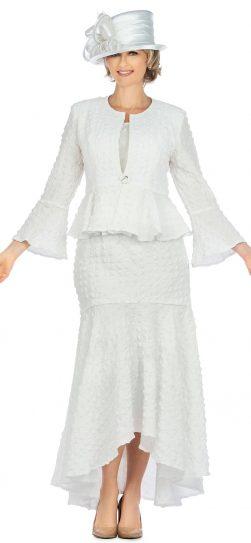 giovanna, 0943, white skirt set