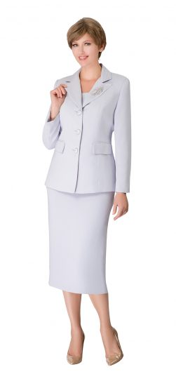 giovanna, 0655, silver usher suit