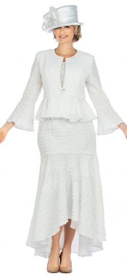 giovanna, 0943, white skirt set