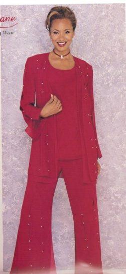 Misty Lane, Pant Suit,Style 13164