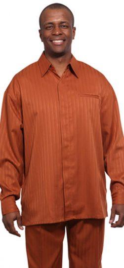 men's walking suit, 2752, rust