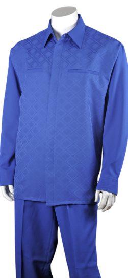 2762, mens walking suit, royal walking suit