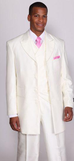 cream men's dress suit, 5264