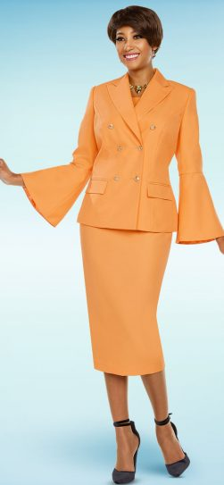 benmarc executive, style 11761, tangerine, size 12-24