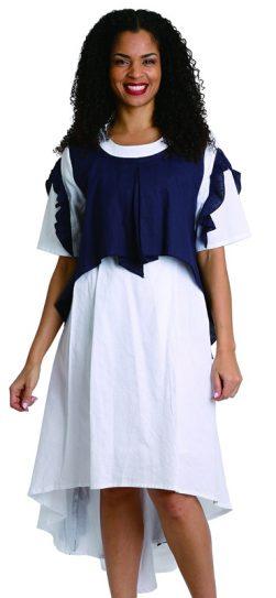 diana, 8217, linen summer dress