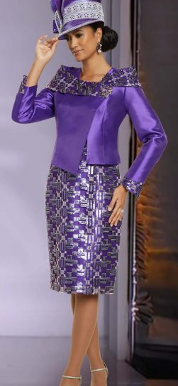 Donna Vinci, 5707, Purple