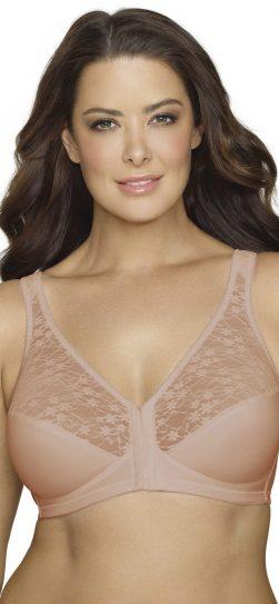 exquisite form, 565, short posture bra