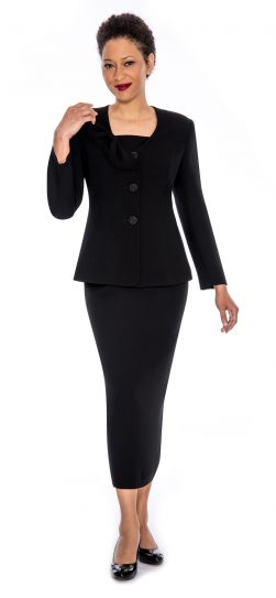 giovanna, black church suit, 0653