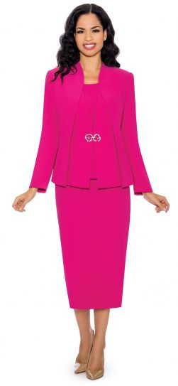 giovanna, skirt suit, 0919, fuchsia church suit