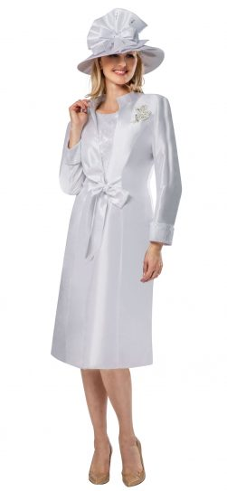 giovanna, g1117l, white jacket dress