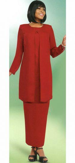 Misty Lane, Usher Dress, 13057, red