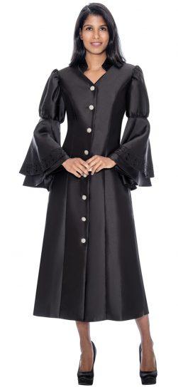 regal robe, rr9111, black robe