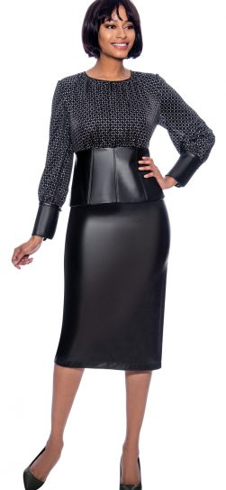 susanna, 3966, dressy Black