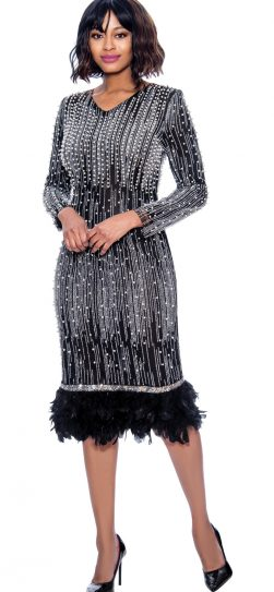 susanna, 3978, dressy Black