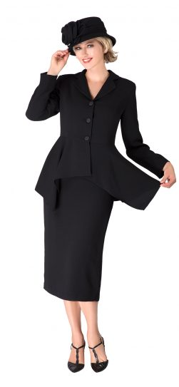 giovanna, 0917, black church suit