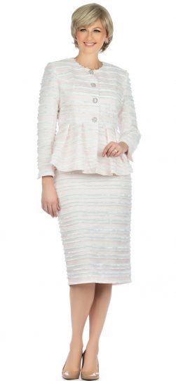 giovanna, g1126, pink-white church suit