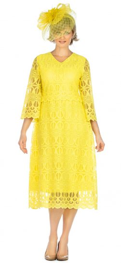 giovanna, d1520, yellow dress
