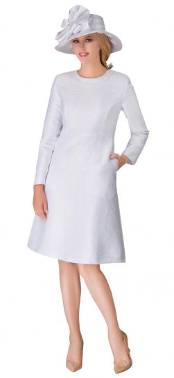 giovanna, d1521, white 1 piece dress