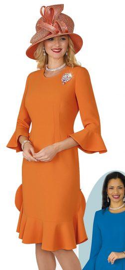 lily & taylor, style 4353, orange, black, white, turquoise, size 4-24