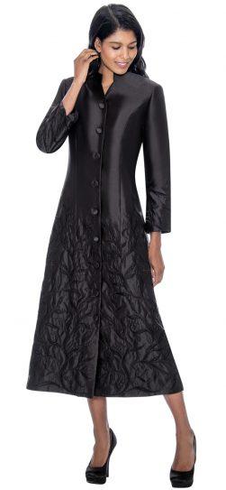regal robe, rr9121, black robe