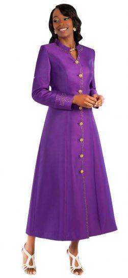 tally taylor, 4445, purple robe