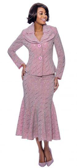 terramina, 7795, rose color dress