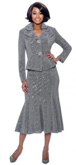 terramina. 7795, silver dress