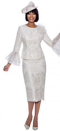 terramina, 7861, pearl skirt suit