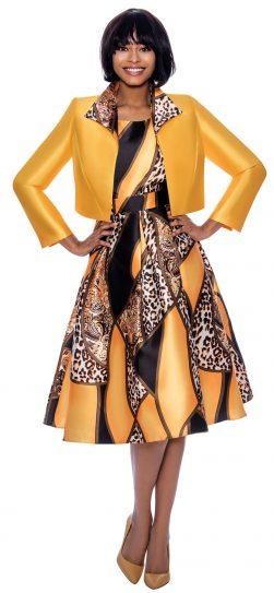 terramina, 7866, gold dress