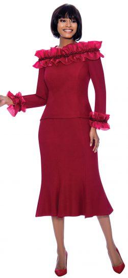 terramina, 7870, burgundy dressy dress