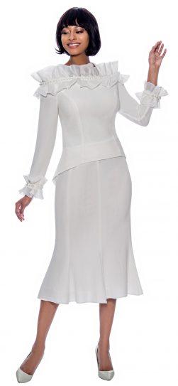 terramina, 78970, off white dressy dress