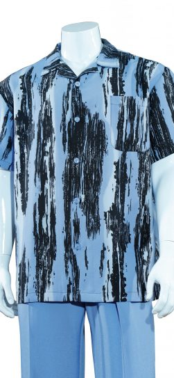 long sleeve walking suit 2965