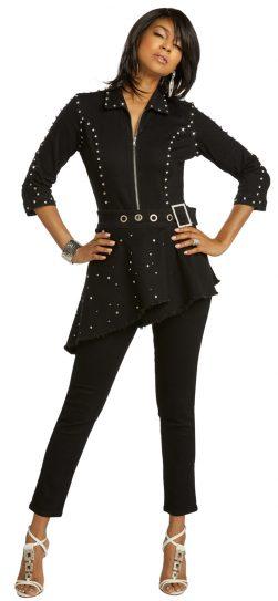 Donna Vinci, 8433, black