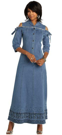 Donna Vinci, 8435, Blue