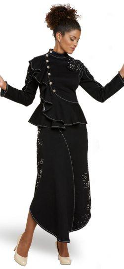 Donna Vinci, 8439, Black