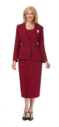 giovanna, 0825, burgundy skirt suit, burgundy usher suit