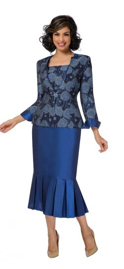 giovanna, royal skirt suit, 0933