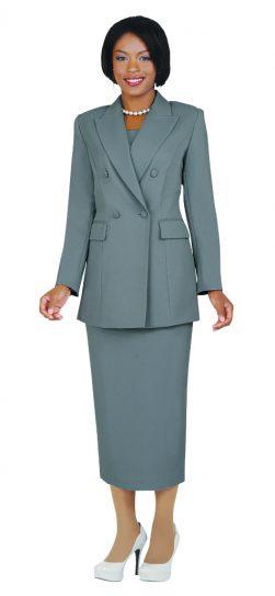 Benmarc, Usher Suit, Style 2298, White, Black, Navy, Ivory, Royal, Silver