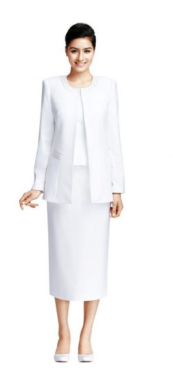 Nina Massini, Style 2317, White, Black, Navy, Ivory, Purple
