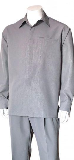 long sleeve walking suit 2974