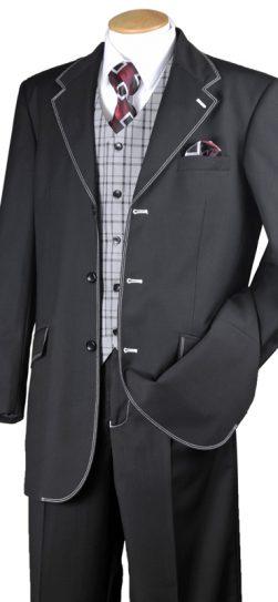 2916, men's 3 piece suit