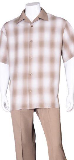 short sleeve walking suit, 2970