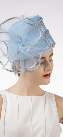 301915, ice blue hat