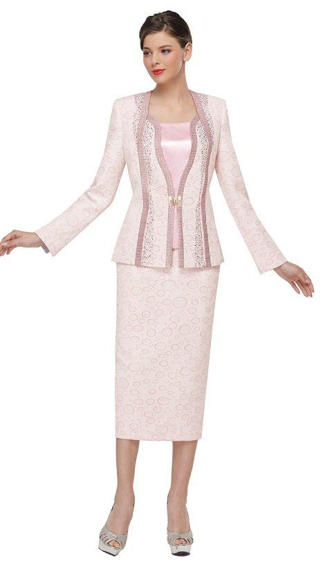 Church Suit, Women's Suit, Skirt Suit, Floral