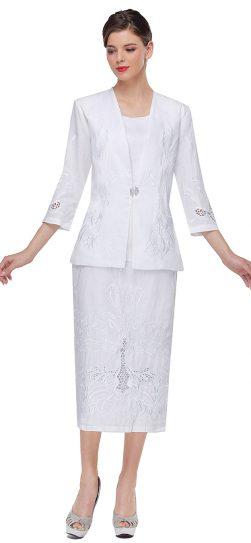 Church Suit, Women's Suit, Skirt Suit, Linen