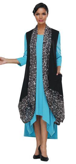 Church Dress, Dress, Dresses, Leopard Print