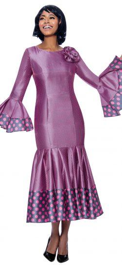 terramina, 7724, pink dress