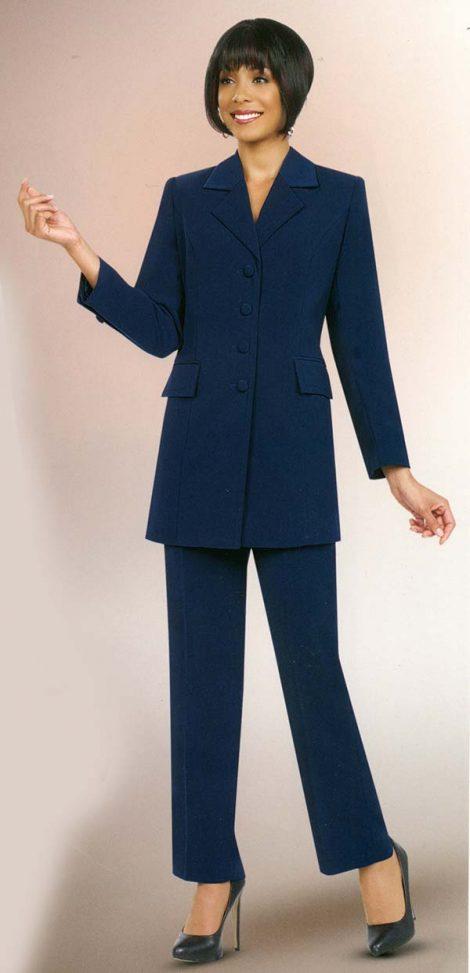 benmarc executive, pant suit, navy